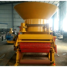 Stable and reliable operation Disc-type sawdust machine