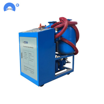High pressure foam polyurethane spray machine