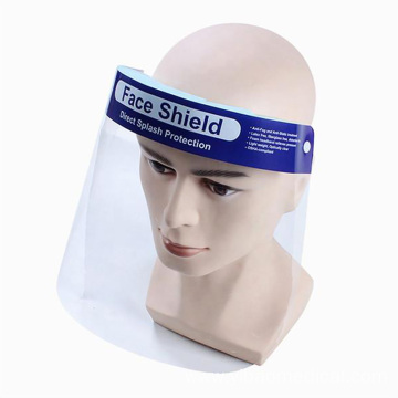 Safety protective polycarbonate replacement PC face shield