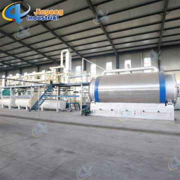 City Garbage Process Machine Life Waste Disposal Equipment
