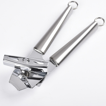 Safe Rim Stainless Steel Can Opener