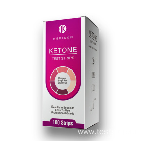 Amazon hot product ketone urine test kit
