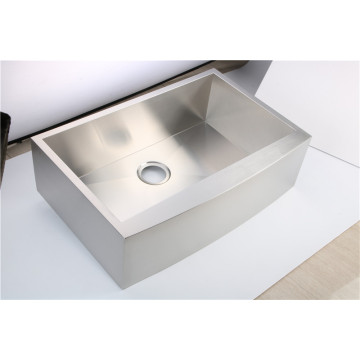 Stainless Steel Undermount Hand-Made Top Mount Sink