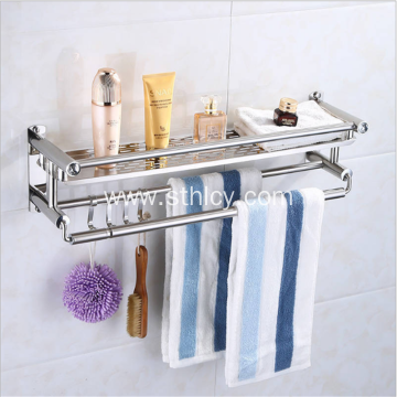 304 Stainless Steel Boutique Towel Rack