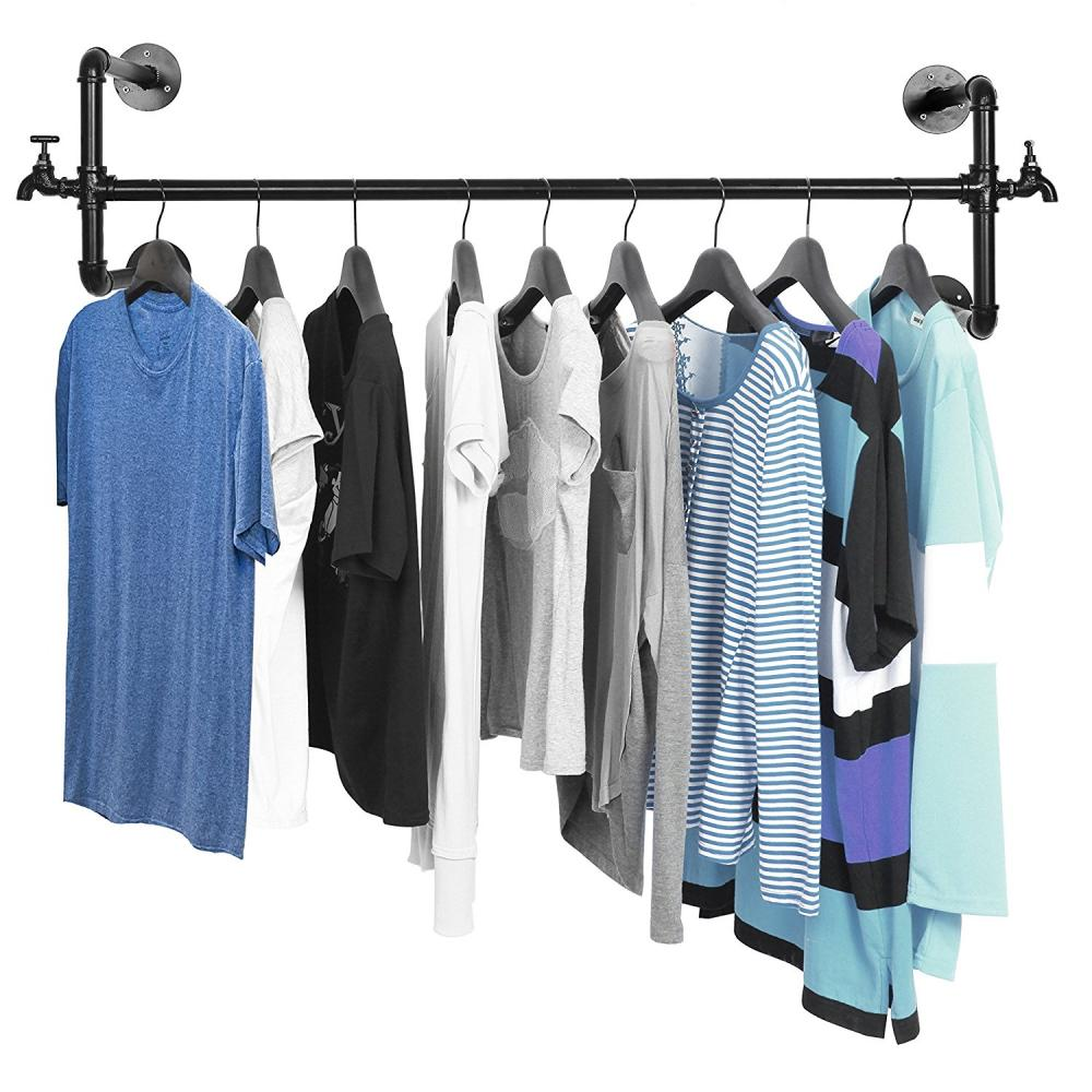 Pipe Clothing Rack
