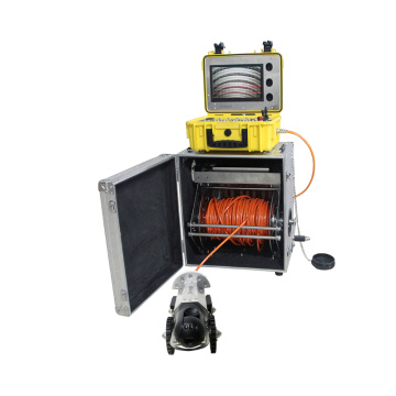 51mmTube Video sewer Pipe Crawler Inspection Camera