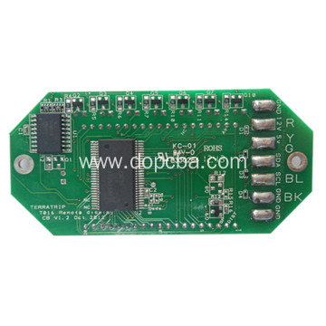 ENIG PCB SMT Assembly Rigid Circuit Board