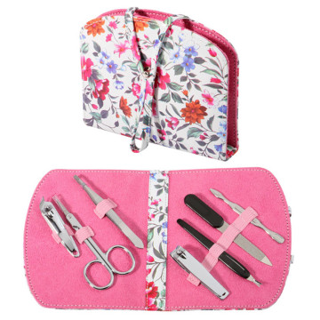 Travel Portable 7pcs Manicure Pedicure Set