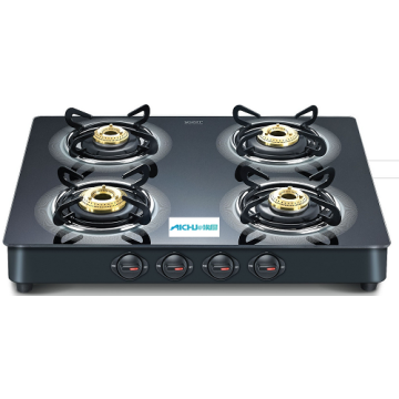 Presige Plus Schott Glass Top Gas Cooker