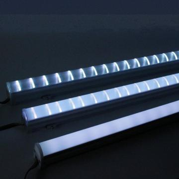 Color Changing RGBW LED Tube Facade Wall Light