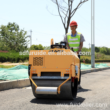Low price self-propelled hand guide vibratory road roller Low price self-propelled hand guide vibratory road roller FYL-750