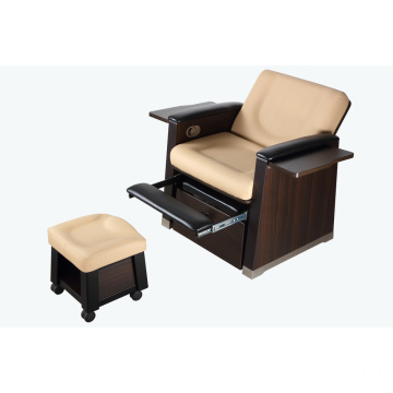 Professional used beauty footbath spa pedicure chair