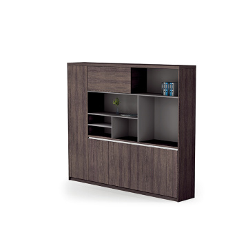 high quality wooden large space  storage cabinet