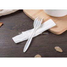 Plastic Disposable Fork Set