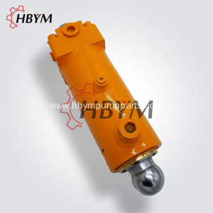 Hydraulic Plunger Swing Cylinder For Sany S Valve