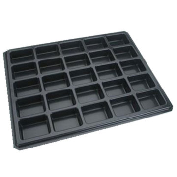 Good quality thermoformed vacuum forming packaging tray