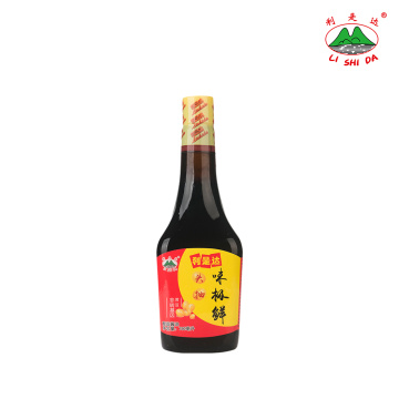 first fermented light soy sauce 760ml