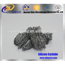 Deoxidizer Black Silicon Carbide for Cast Iron/Steel Making