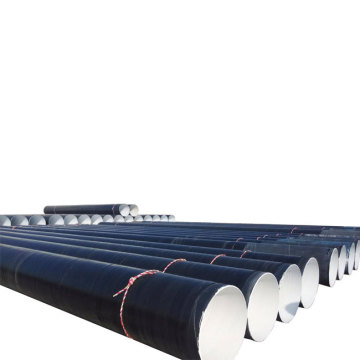 300mm Diameter Coal Tar Epoxy Coated Corrosive Pipe