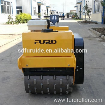 FYL-S600 Vibratory Trench Roller Compactor with Honda Engine