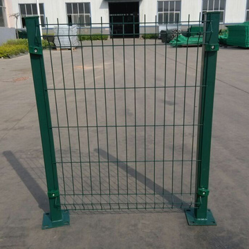 Boundary Bending Triangle Welded Wire Mesh Fencing