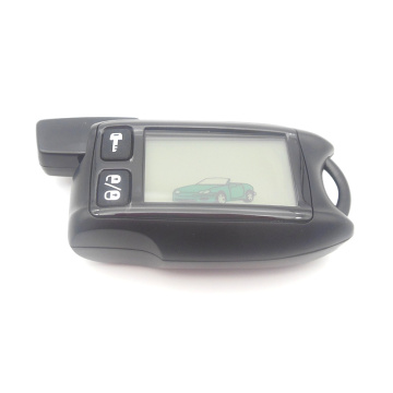 TW9.5 LCD remote controller for Tomahawk 9.5 /9.9 two way car alarm system free shipping