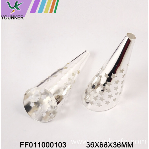 Hot Sell Flower Metal Ornament
