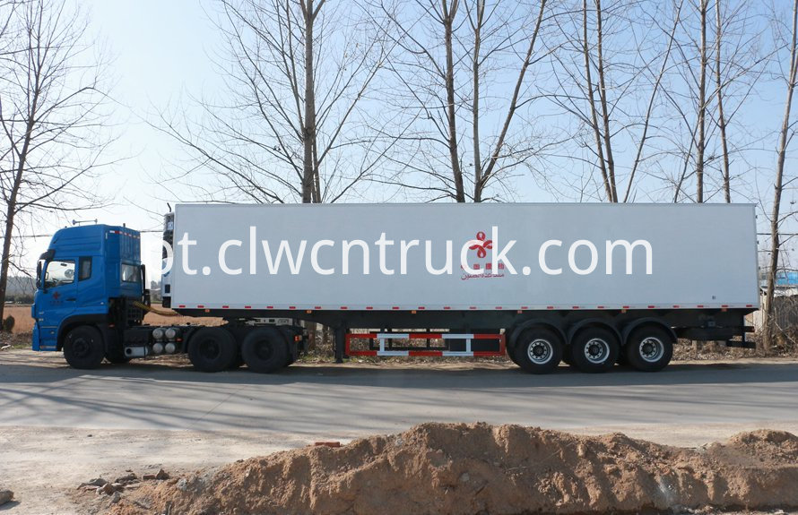refrigerated semi trailer 2