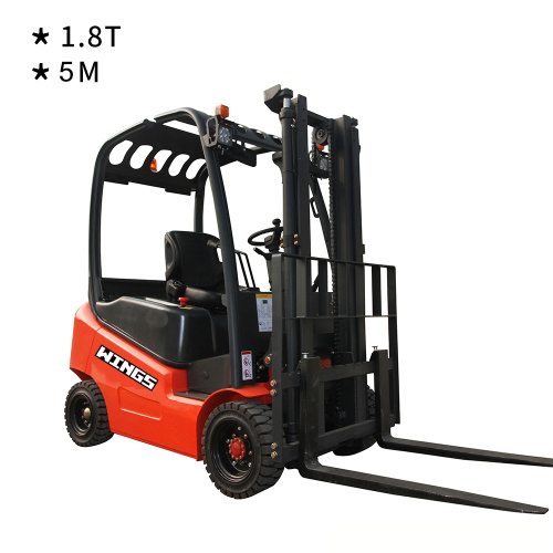 1.8T Electric Forklift  5m