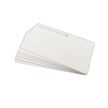 Customized 125KHz Hitag RFID Smart Card