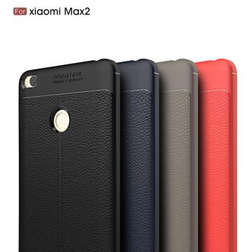 Leather Soft TPU Scratch Resistant for xiaomi Max2