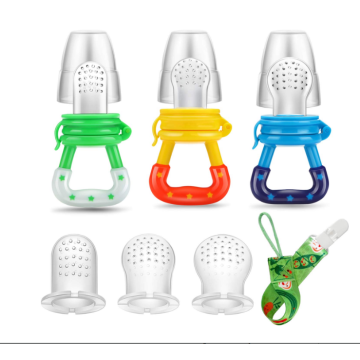 Silicone Baby Fresh Fruit Food Feeder Nibbler Pacifier