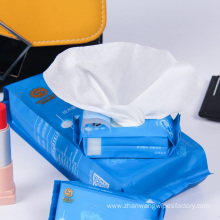 Face Disposable Refreshing Bulk Mini Wet Wipes