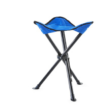 Indoor and outdoor basic Folding Tripod Stool