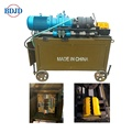 JBG-40K Rebar Rib Stripping and Rolling Thread Machine
