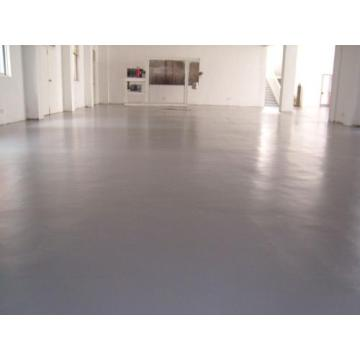 Factory epoxy waterborne flat coating floor paint