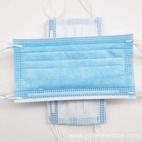50 pcs/Bag Disposable 3 Layers of Purifying