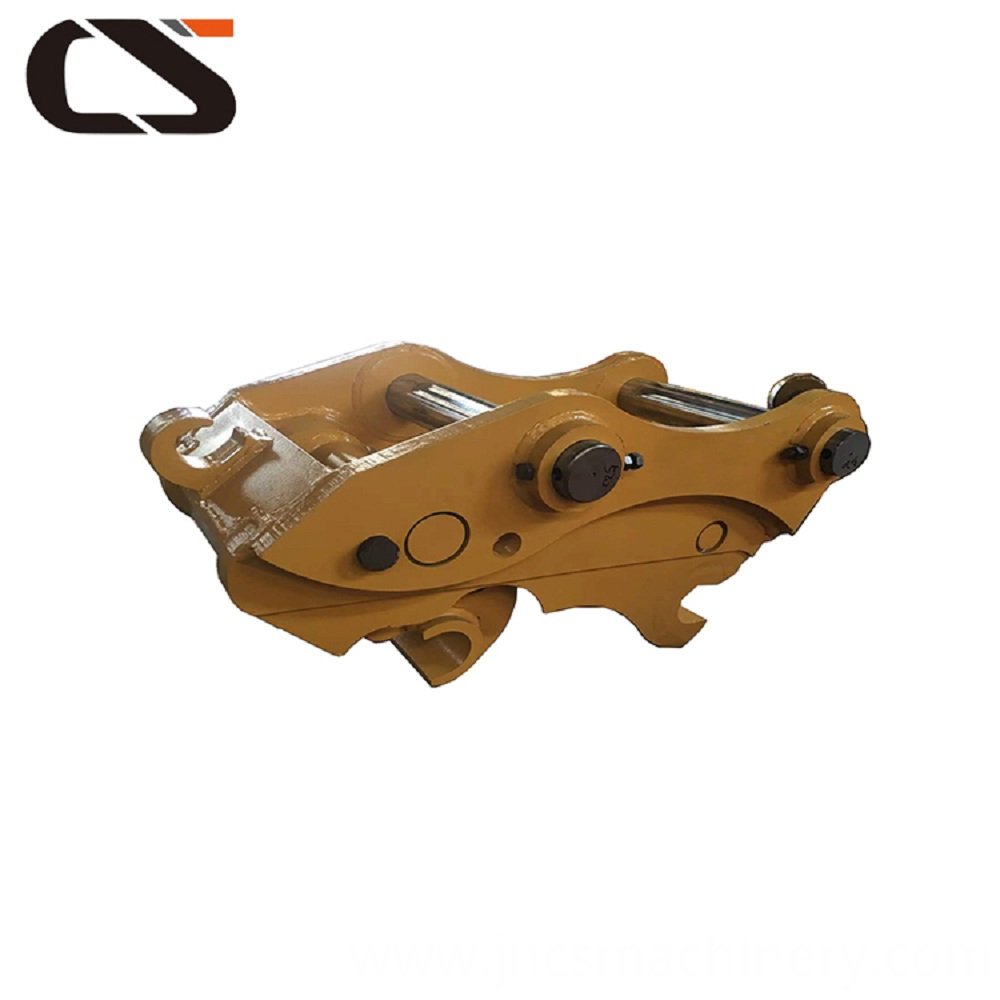 Excavator Attachment Quick Hitch