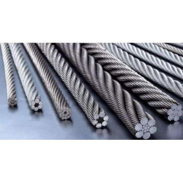 304 stainless steel wire rope 7x7 8.0mm