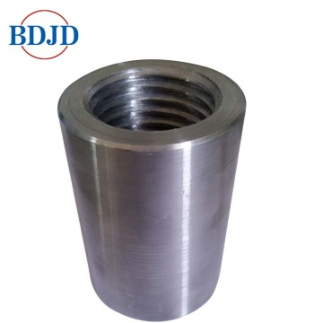 Splicing Construction Steel Rebar Coupler Parallel Thread Rebar Coupler