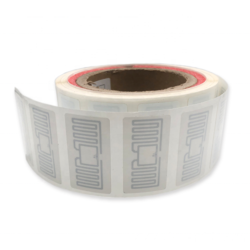 UHF RFID Labels RFID Tags In Roll