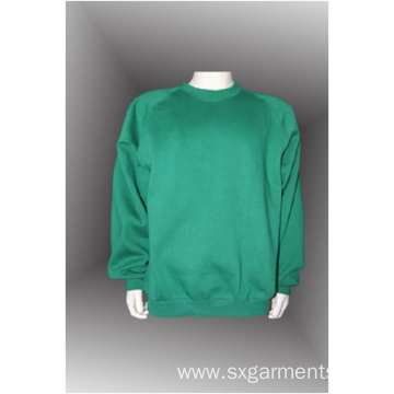 Hot sale 70% Cotton 30% Polyester fleece top