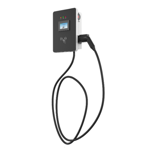 7KW wall-mounted smart card fast DC Charger