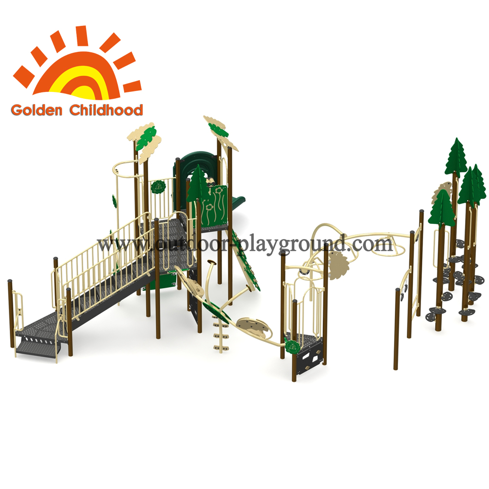 Medium Natural Structure Equipment