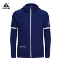 Men Jacket Hoodie Zipper Fashion Vintage Casual Outdoor Jacket