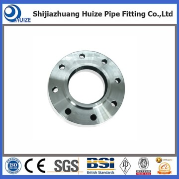 DIN SS threaded flange fitting