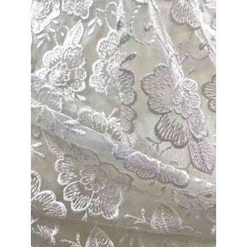white girl garment design embroidery fabric