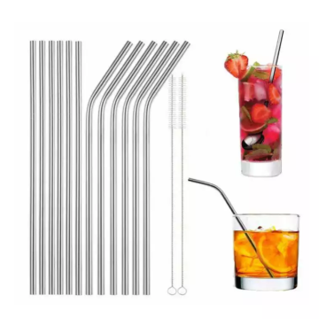 18/8 Newest Stainless Steel Straw