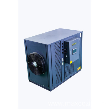 Fruit and vegetable drying heat pump