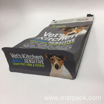 Dog Food Box Pouch With Slider